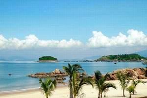 广州好玩的海滨旅游区,长沙到广州巽寮湾高铁三日游
