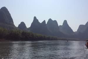 石家庄到桂林的旅游团  石家庄去桂林纯玩双卧六日游