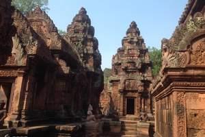 柬埔寨吴哥窟一地包机双飞5日探秘游
