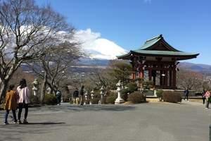 淄博去日本九州五日 淄博去日本九州再发现五日游 淄博旅行社