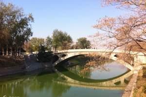 西柏坡、柏林禅寺、赵州桥二日游 石家庄地接线路