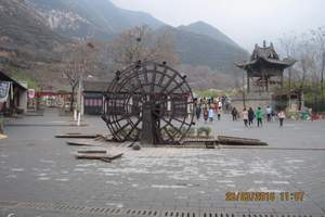 [关公故里,大运之城]古中国、观壶口赏、漂死海,祈福5天双飞