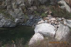 太原到神潭大峡谷旅游|水峪口古村、神潭大峡谷二日游