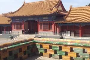 北京首都双卧五日游(精华纯净)
