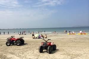 <广州到惠州双月湾>海景房,沙滩