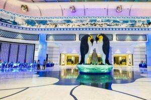 珠海长隆企鹅酒店双人套票 海洋王国+温带房双人套餐