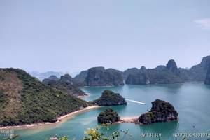 【越南0自费,赠送天堂岛】北海、越南下龙、河内5天4晚休闲游