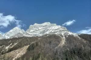 【自驾游】寒假广元到四姑娘山、硗碛藏寨、达瓦根扎3日自驾游