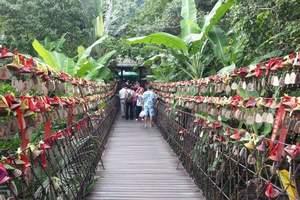 郑州到海南旅游双飞五日游含1069爱立方景区玩水套餐