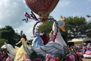 合肥到上海迪士尼乐园跟团游_上海迪士尼、外滩汽车二日游攻略