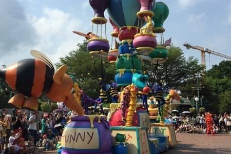 【浙江大学】洛阳出发上海迪士尼研学夏令营单高7日升级一晚五星