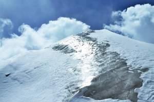 嘉峪关、七一冰川2日游