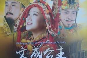 文成公主演艺 拉萨文艺演出 西藏藏戏