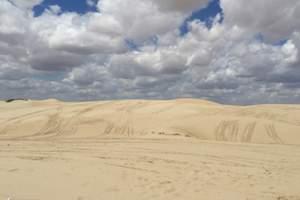 【沙漠之旅】库伦沙漠一日游|带您享受滑沙的乐趣