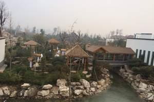 青岛即墨温泉世界一日游 多温泉可以选择!冬季就该泡温泉