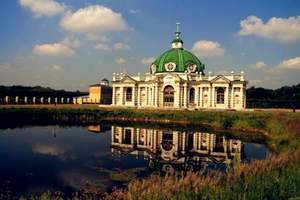 俄罗斯8天跟团游 莫斯科圣彼得堡双点进出 城际之间安排高铁
