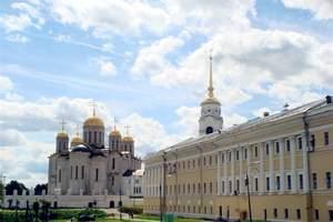 俄罗斯8天一价全含无自费 三大宫殿+三大金环小镇 无夜火车