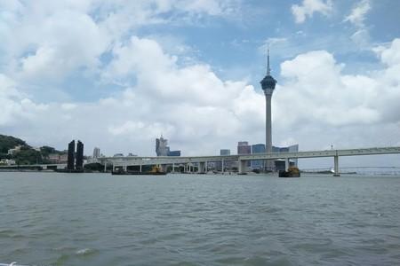 惠州出发到 香港自由行+港珠澳大桥一天游
