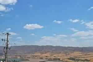 【经典宁夏】中卫沙坡头、腾格里沙漠、墨宝奇石馆一日游