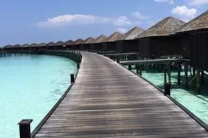 东莞到马尔代夫班度士五天四晚自由行|马尔代夫度假攻略