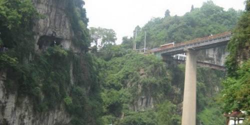 南津关大峡谷