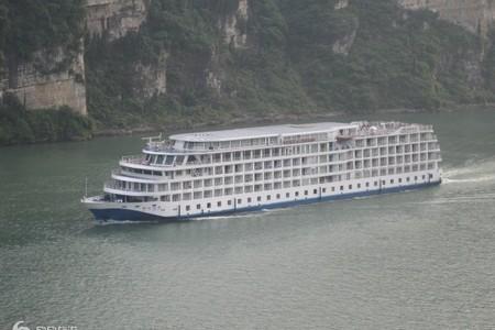 长江传说号重庆到宜昌航线三峡四日游