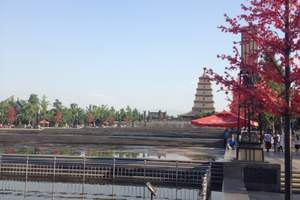 大连到西安旅游_大雁塔北广场、华清池、兵马俑、华山4日游