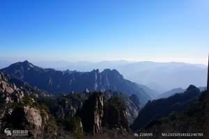 福州到黄山旅游攻略|黄山适合季节高铁三日游|黄山游记线路
