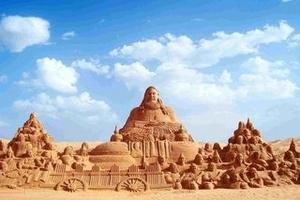 【山西独立成团】金沙湾、圣蓝海洋公园、山海关纯玩双卧五日游