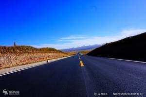 西北旅游经典路线 敦煌嘉峪关、青海湖塔尔寺动车高品纯玩五天