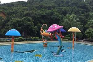 """小桂碧海湾景区""""山海峡漂流、水上游乐园""""一天游"""