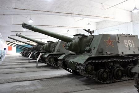 京郊游 昌平旅游 中国坦克博物馆双汽优德游