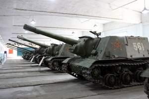 京郊游 昌平旅游 中国坦克博物馆双汽一日游