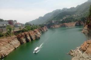 淄博去京娘湖 七步沟旅游 淄博去京娘湖 七步沟纯玩两日游