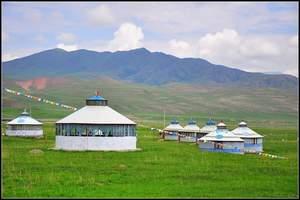 7月8月成都去红原若尔盖花湖3日游行程简介   住豪华蒙古包