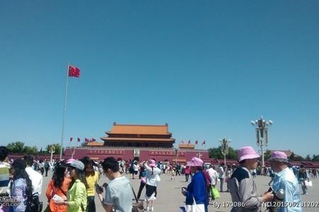 【爸妈带我看北京】恩施到北京双卧七日亲子游