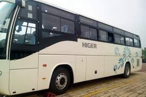 鄂尔多斯会议包车——43、45、47、49座客车