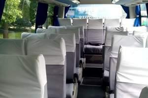 17座豪华中巴车(旅游、商务、会议、机场接送)