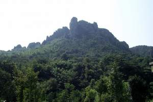 合肥出发到马仁奇峰旅游 芜湖马仁奇峰一日游