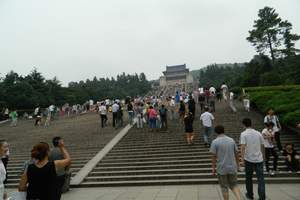上海到南京古都精品一日游   天天发车   免费上门接客