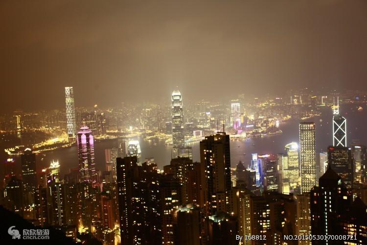 长春到香港澳门旅游报价 独家包机直飞香港5日游