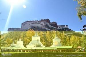 天上西藏-拉萨+纳木错+林芝纯玩双卧9日游