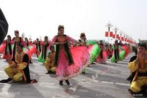 新疆南疆喀什三日低报价-卡拉库里湖-达瓦昆沙漠-市区民俗游