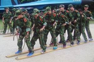 2017年广州黄埔军校十四天NLP夏令营|我是特种兵夏令营B