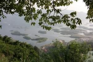 黄石到阳新仙岛湖一日游