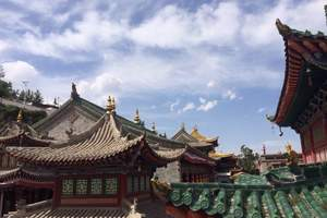 西宁塔尔寺半日游(含塔尔寺门票80元)