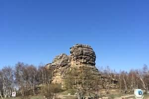 克旗青山国家地质公园