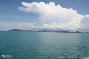 马来西亚沙巴半自助7日游-双岛出海-四星酒店可升级-沙滩落日