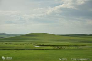 呼伦贝尔大草原、敖鲁古雅、根河源、黑山头穿越四日游