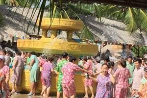 【泼水节狂欢】东莞到泰国十全十美曼谷芭提雅双飞六天游 无自费